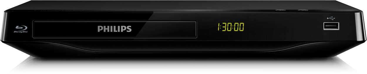Desfrute de filmes ultra nítidos em HD