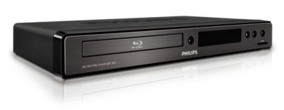 Philips BDP3020/F7 Blu-Ray Player Treiber Windows XP