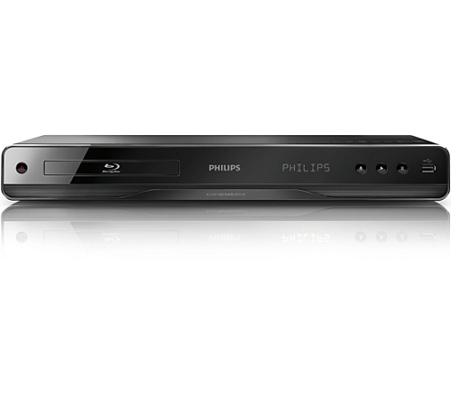 Bdp3100/12 philips blu-ray disc player.