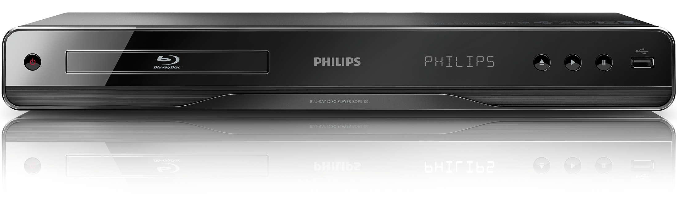 Prova la differenza della tecnologia Blu-ray