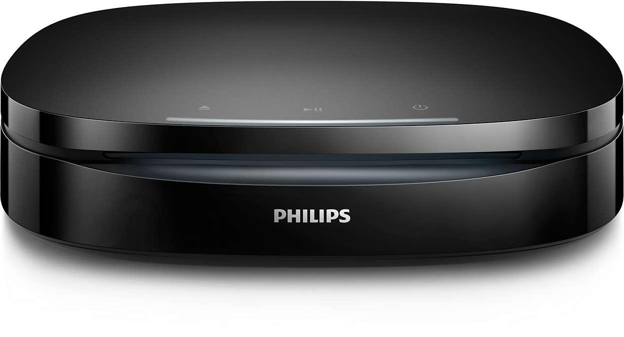 Lecteur Blu-ray design