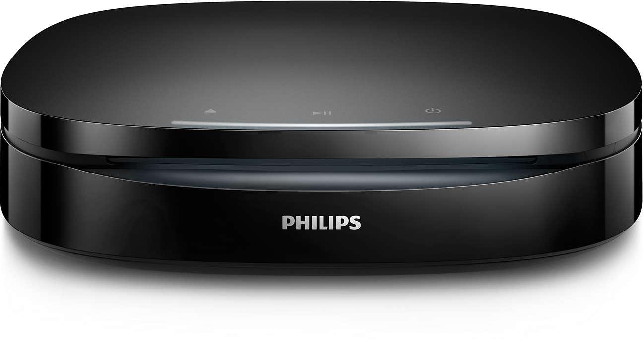 Veelzijdige Blu-ray Disc-speler