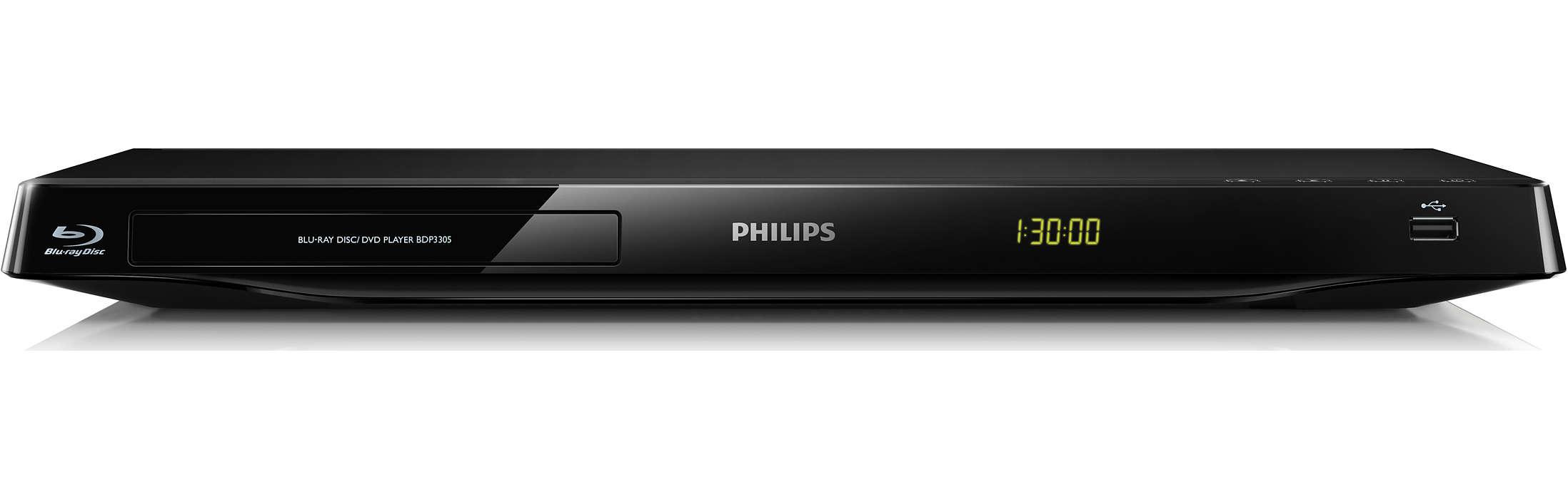 Vychutnajte si filmový zážitok s formátom Blu-ray u vás doma