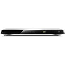 BDP3310/12 -    Blu-ray Disc-/DVD-speler