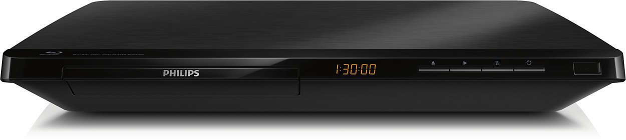 Наслаждавайте се на Blu-ray с кинематографично качество у дома