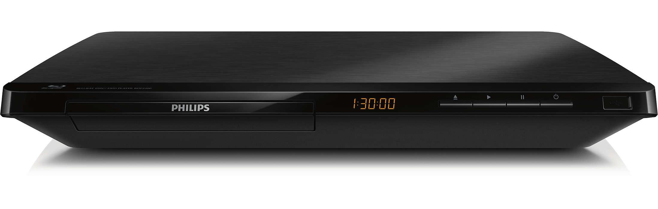 Haal de Blu-ray-bioscoopervaring in huis