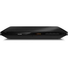BDP3490M/12  Blu-ray Disc-/DVD-speler
