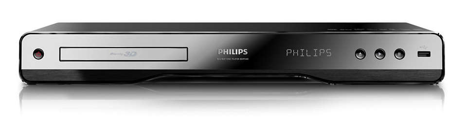 Blu Ray Disc Player Bdp5180 12 Philips