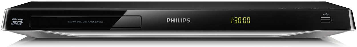 Blu-ray 3D opció és az Internet előnyei a TV-készüléken