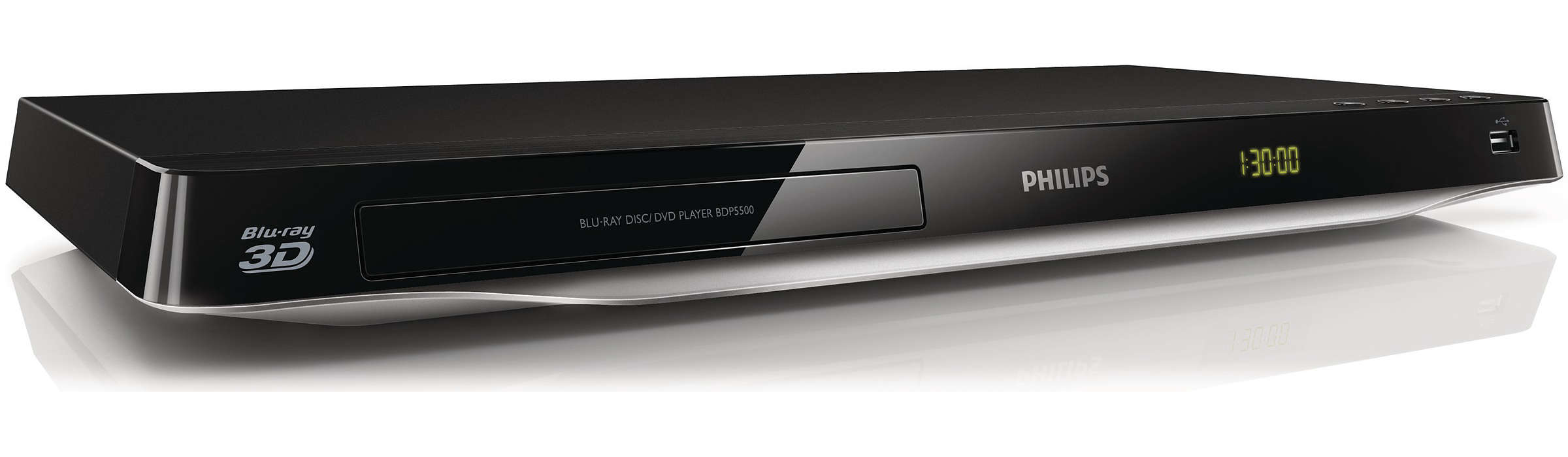 blu ray disc dvd player bdp5500 98 philips