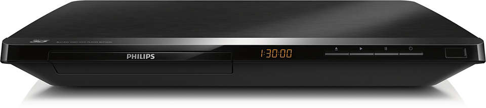 Blu-ray 3D and the best of Internet on your TV