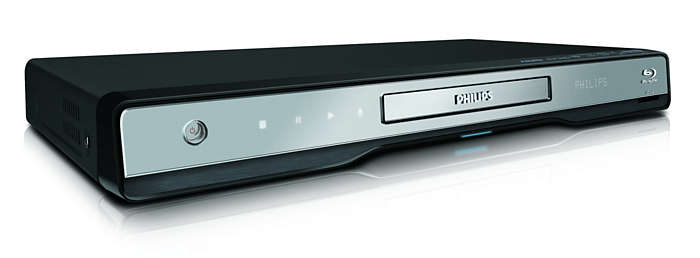 Play your Blu-ray Discs