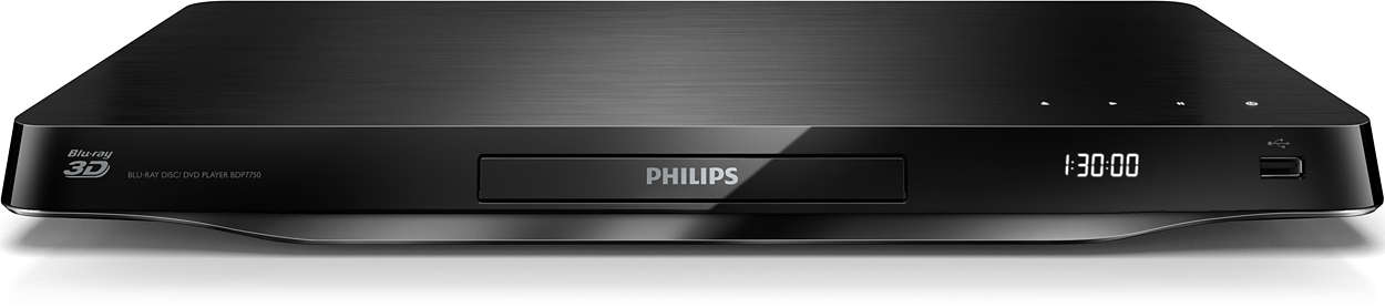 4k blu ray disc dvd player bdp7750 12 philips. Black Bedroom Furniture Sets. Home Design Ideas