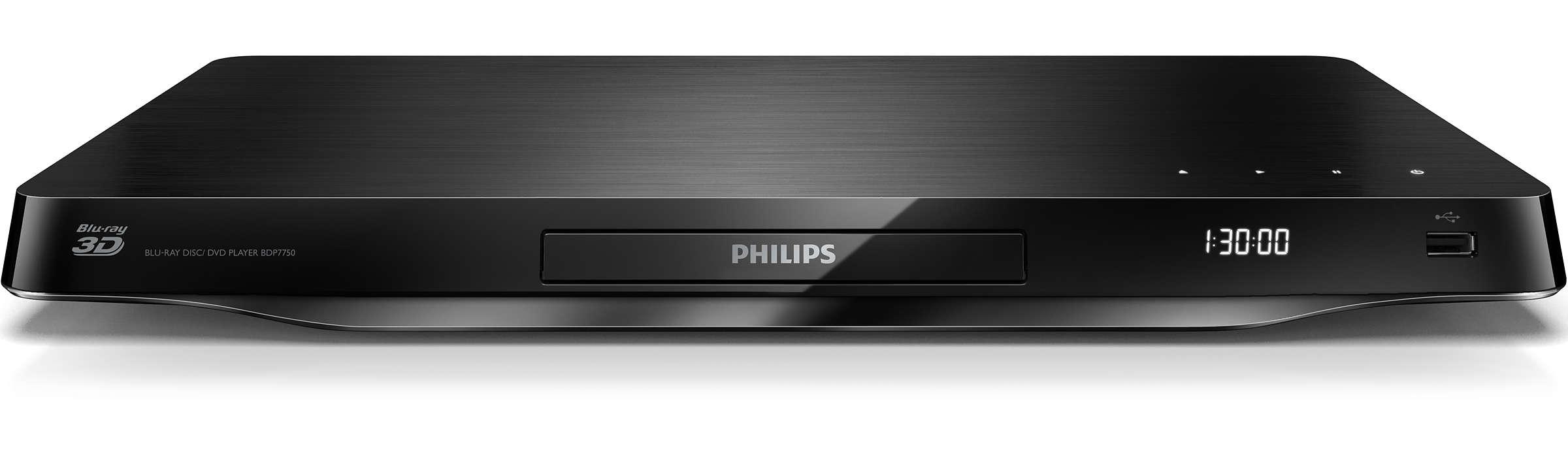 Perfekt sammen med din 4K Ultra HD-TV