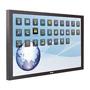 Signage Solutions Ecrã multi-toque