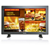 LCD touch-informatiekiosk