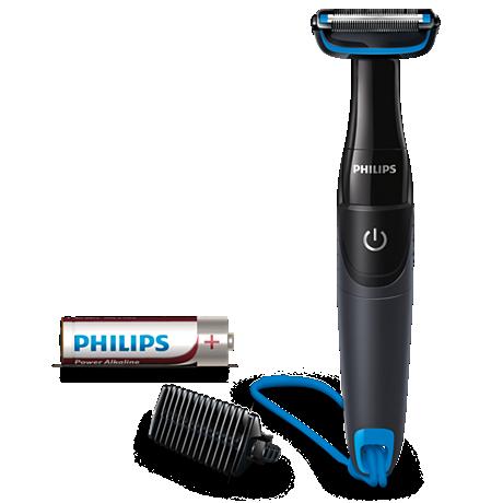 Afeitadora corporal Series 1000