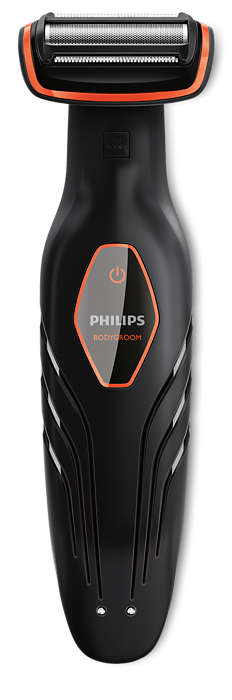 Bodygroom series 3000 Vodeodolný hypoalergénny zastrihávač chĺpkov ... 9a44e83864e
