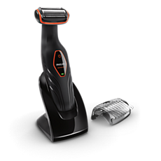 BG2024/15 Bodygroom series 3000 Showerproof body groomer with skin comfort system