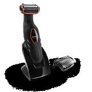 Bodygroom series 3000 Showerproof body groomer with skin comfort system