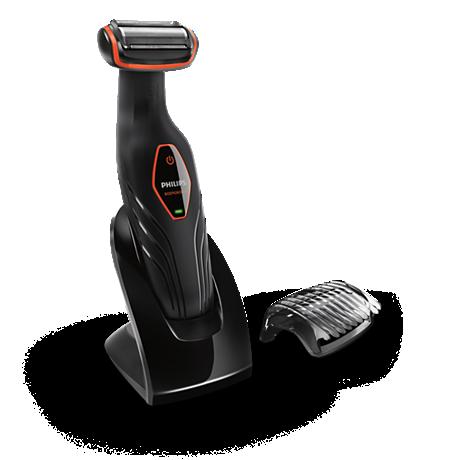 Afeitadora corporal Series 3000