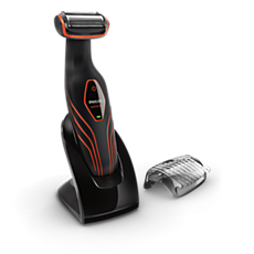 BG2026/15 Bodygroom series 3000 Afeitadora corporal apta para la ducha