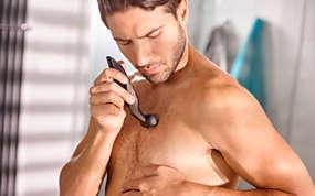 Bodygroom series 3000 Aparat îngrijire corp rezistent la apă