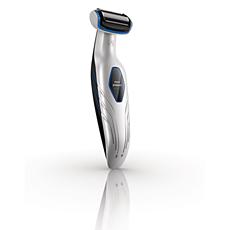 BG2028/42 - Philips Norelco Bodygroom 3100 Showerproof body groomer, Series 3000