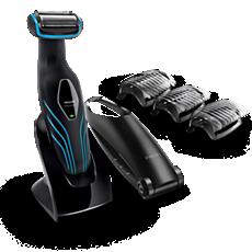 BG2034/13 -   Bodygroom series 5000 Body groomer with back attachment