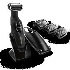 BG2036/32 Bodygroom series 5000 Afeitadora corporal apta para la ducha