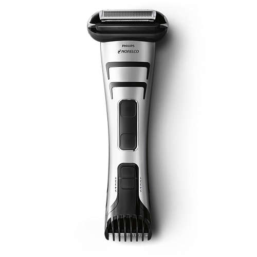 Norelco Bodygroom 7100 Showerproof body groomer, Series 7000