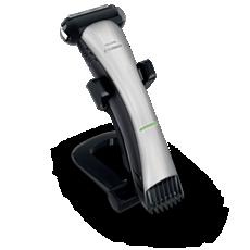 BG2040/49 - Philips Norelco Bodygroom 7100 Showerproof body groomer, Series 7000