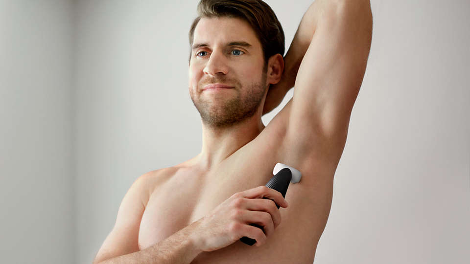 Smooth body shave