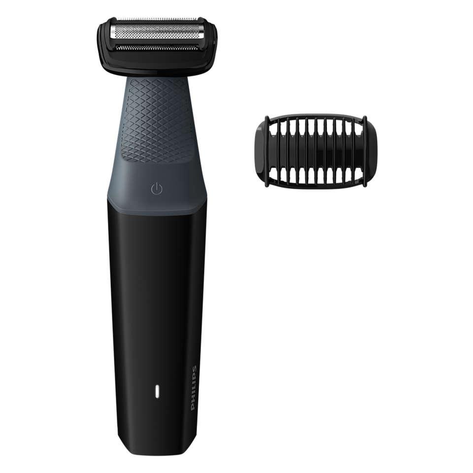 Blid barbering af kroppen
