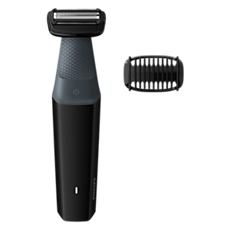 BG3010/15 Bodygroom series 3000 Afeitadora corporal apta para la ducha