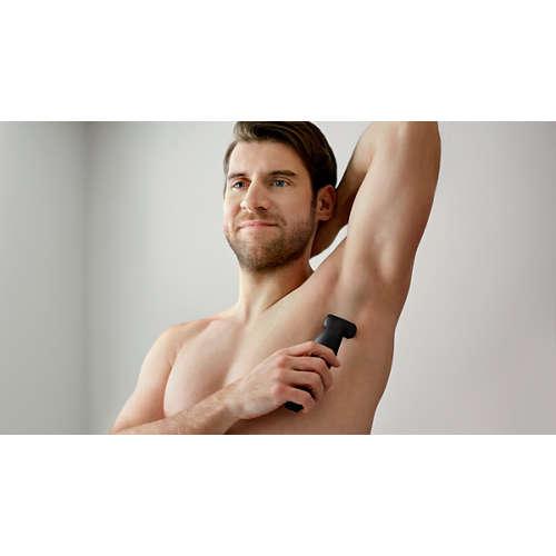 Bodygroom series 3000 Zuhanyzásbiztos testszőrtelenítő c1c571d1f9