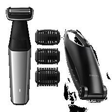 BG5020/15 Bodygroom series 5000 Voděodolný zastřihovač chloupků na těle