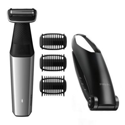 Buy Hautfreundlicher Rasierer Wasserfester BodygroomBG5020/15 online | Philips Shop