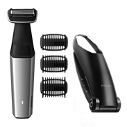 Bodygroom series 5000 Rasoir corporel utilisable sous douche