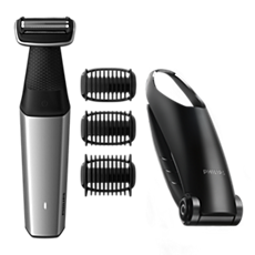BG5020/15 Bodygroom series 5000 מכשיר עמיד במקלחת לטיפוח הגוף