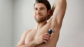 Bodygroom series 5000 Tondeuse corps pour la douche