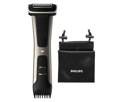 Total body shave & trim