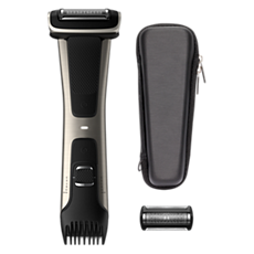 BG7040/42 Philips Norelco Bodygroom 7000 Showerproof body groomer