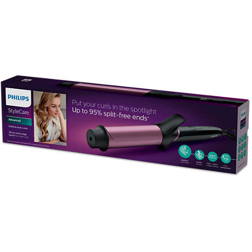 StyleCare Sublime Ends Curler