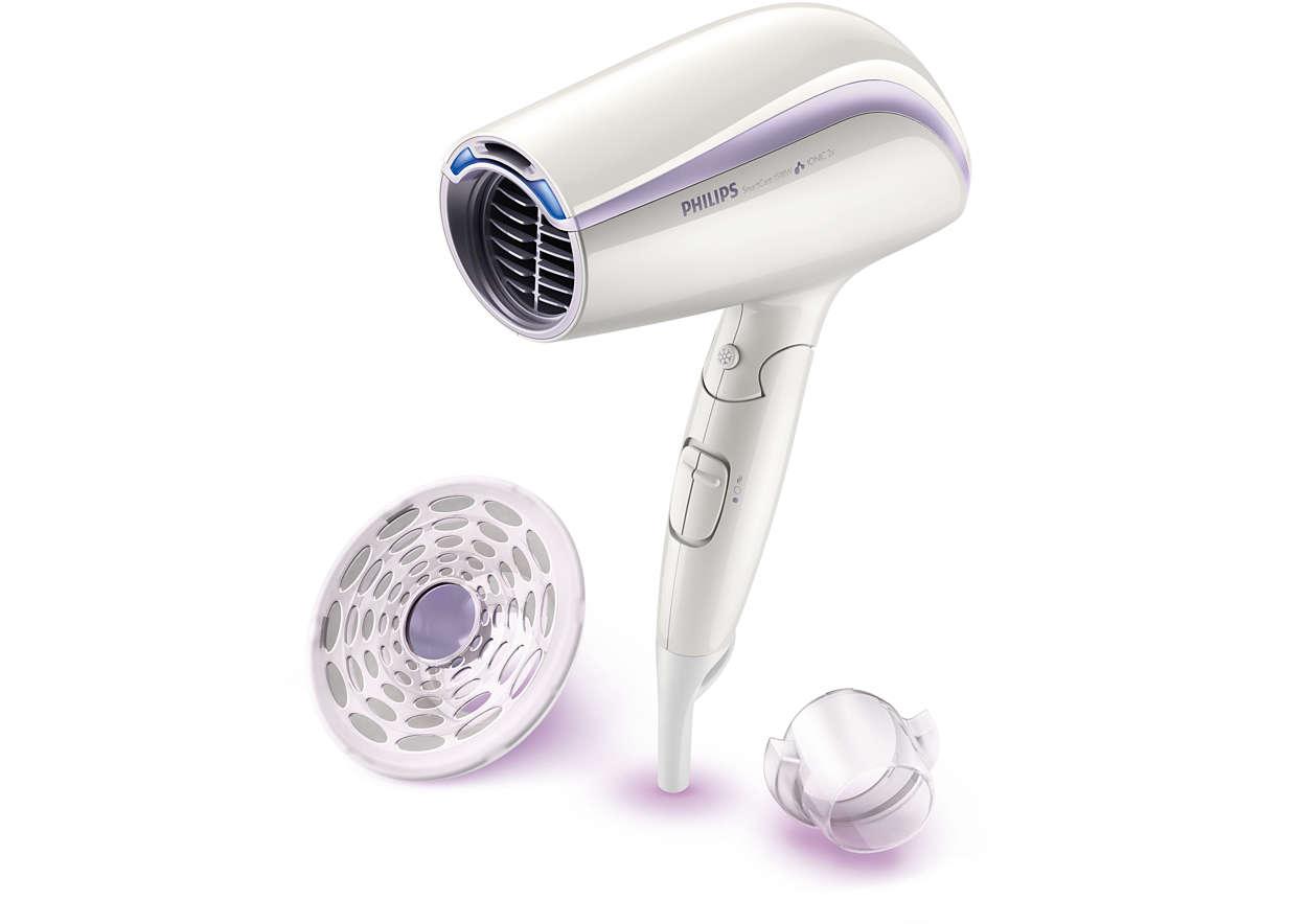 智慧主動式保護功能,給您更健康強韌的髮絲
