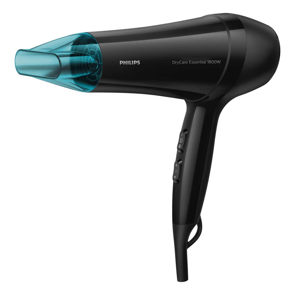Eenvoudige haarverzorging