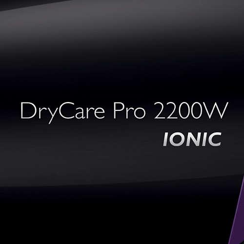 DryCare Asciugacapelli professionale