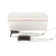 BHH888/00 StyleCare Automatischer Lockenstab und Glättbürste