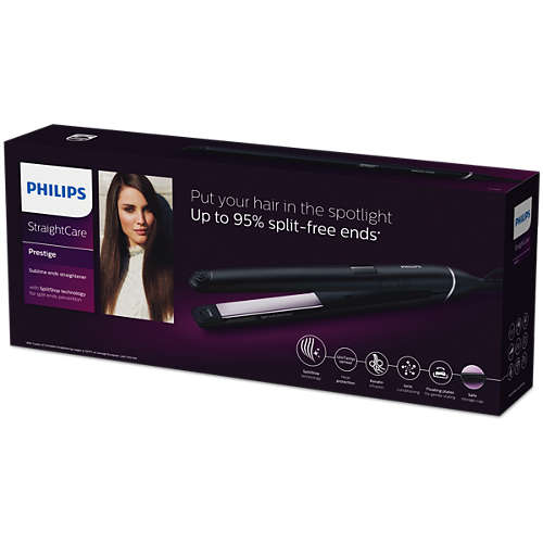 StraightCare Sublime Ends-straightener