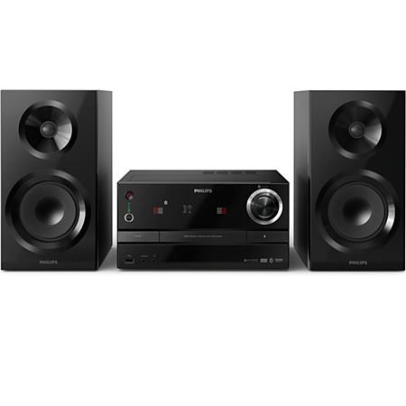 Több helyiséges audiorendszer
